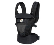 Marsupio Porta bebé Ergobaby® Adapt Cool Air Black Onix