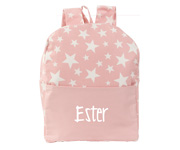 Mochila Dreams Rosa Personalizable