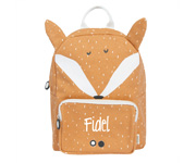 Mochila Trixie Mr. Fox Personalizada