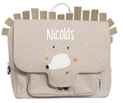 Cartera Trixie Mr. Hedgehog Personalizada