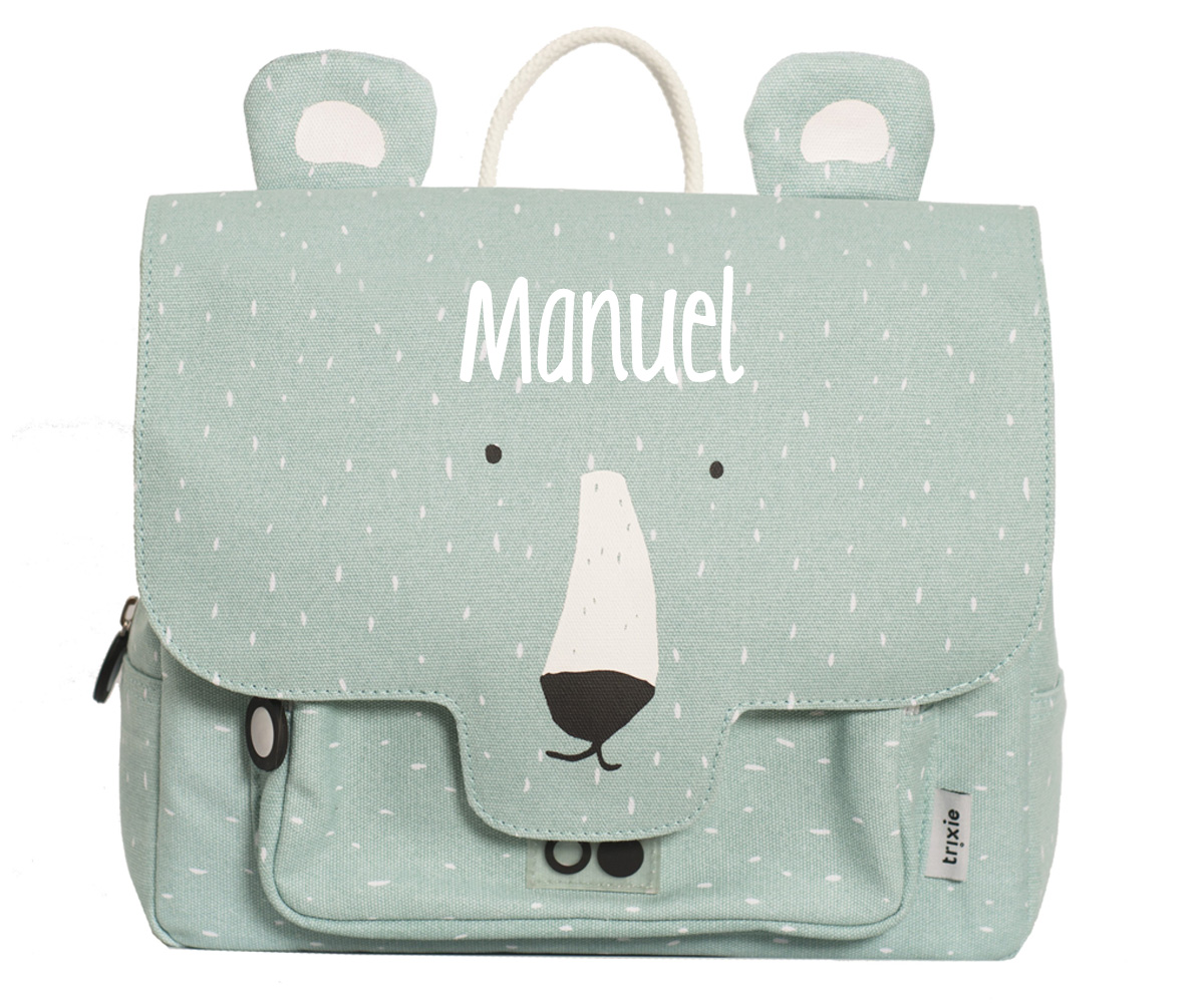 Cartera Trixie Mr. Polar Bear Personalizada