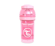 Twistshake Biberon Anticolica Pastel Rosa 180ml