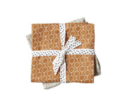 Swaddle, 2-pack, Balloon, golden