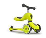 Monopattino 2 in 1 Highwaykick One Lime