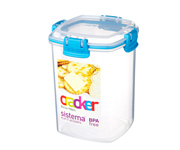 Bote Sistema Crackers Accents Azul 900ml