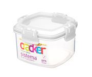 Bote Sistema Crackers Accents Blanco 400ml