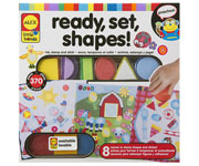 Manualidades Ready, Set, Shapes