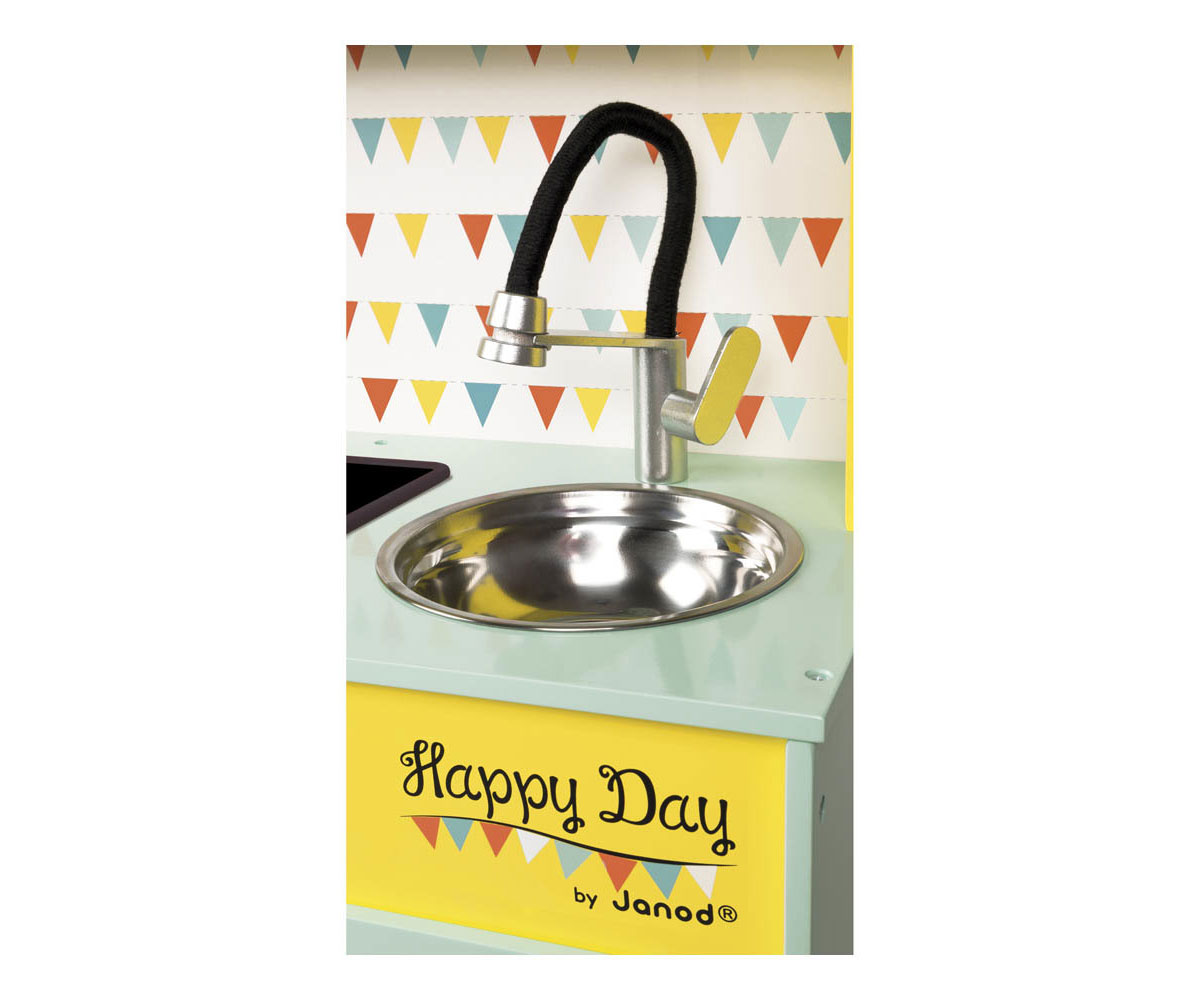 Cucina di legno happy day for Cuisine janod happy day
