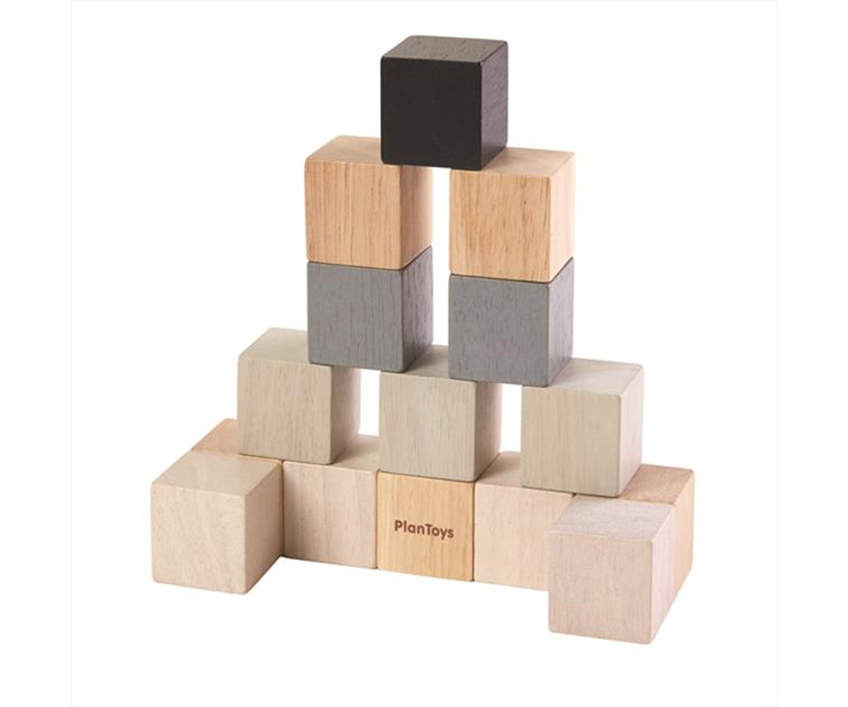 15 cubos de madera - Cubos de madera ...