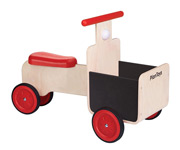 Triciclo Consegne Plan Toys