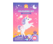 Kit Colorear Unicornios