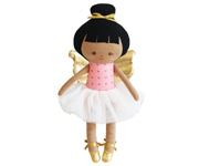 Pupazzo Evie Baby Christmas Fairy Gold