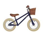 Bicicleta sin Pedales Moonbug Balance Bike Blueberry