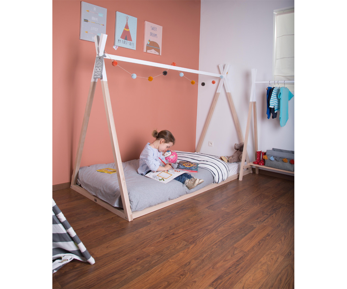 Estructura cuna tipi 70x140 - Estructura cama ...