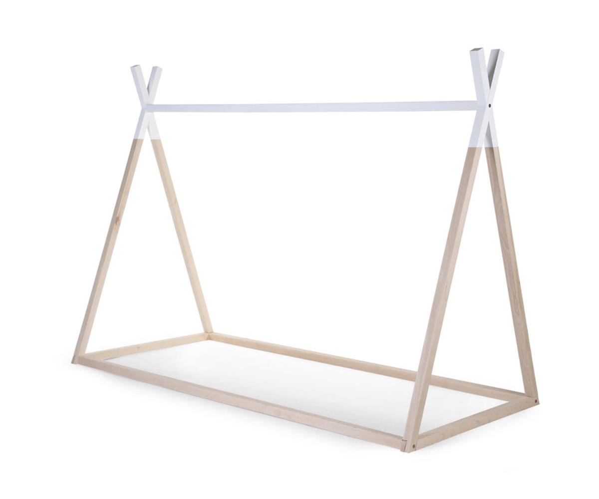 Estructura Cama Tipi 90cm x 200cm Blanca