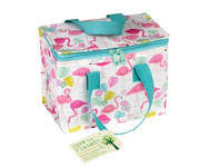 Lunch Bag Flamingo Bay Personalizzabile