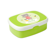 Midi Lunch Box Campus Verde Lime Personalizzabile