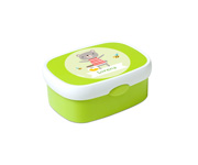 Mini Lunch Box Campus Verde Lime Personalizzabile