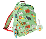 Mochila Personalizable Animal Park