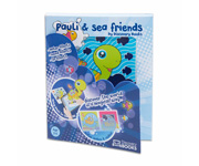 Libro de Baño Pauli&Sea Friends