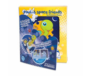 Libro de Baño Pauli&Space Friends
