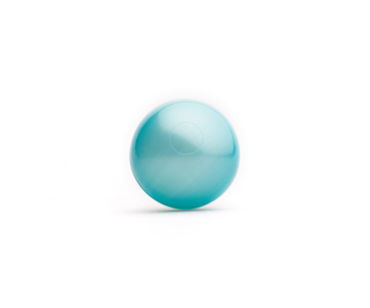 50 bolas para piscina minibe turquesa metalizado tutete - Minibe piscina bolas ...