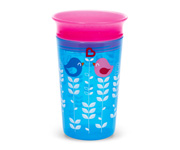 Miracle® 360° Deco Sippy Cup - 9oz (Birds)