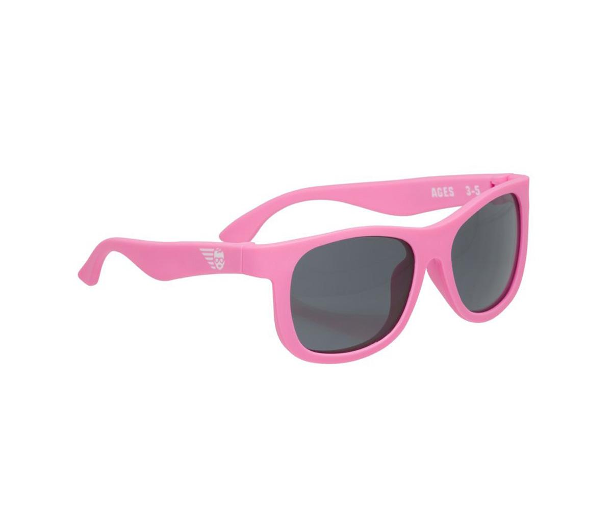 f13273aa1a2ff Óculos de Sol Flexíveis Rosa (3-5 anos) - Tutete