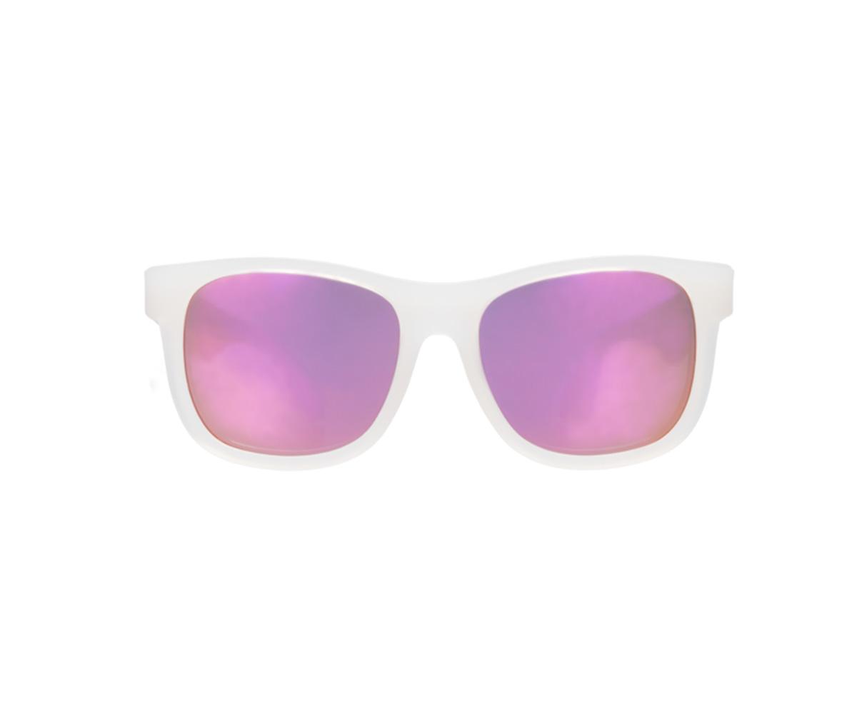 d4b841223cc53 Óculos de Sol Flexíveis Premium Rosa Gelo (3-5 anos) - Tutete