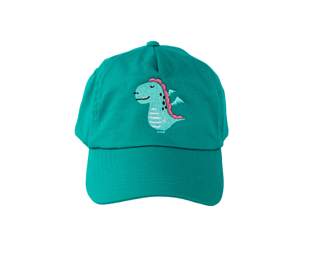 Gorra con Visera Junior Dragón Personalizada - Tutete 1f93cefc525