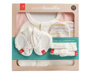 Set Neonato Geo Wave Rosa 0-3m