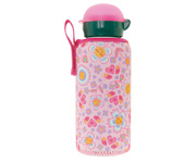 Botella Aluminio con Funda Katuki Bugs&Flowers 450ml
