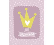 Tappeto Little Princess 95x125cm