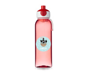 Botella Campus Pop-Up Personalizada Roja 500ml