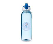 Botella Campus Pop-Up Personalizada Azul 500ml