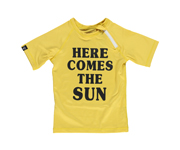 T-Shirt Nuoto UV Here Comes the Sun