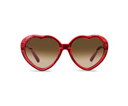 Occhiali Sole Sophie Glitter Red