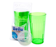 Bicchiere Reflo Smart Cup Verde