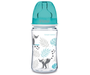 Biberón Personalizado Anticólicos Jungle Lemur 240ml
