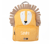 Mochila Trixie Mr. Lion Personalizada