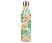 Botella Acero Inoxidable Tropical Flower 750ml