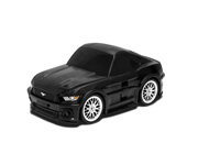 Maleta Trolley Ford Mustang Negro