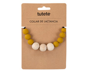 Collar de Lactancia Chic Mustard