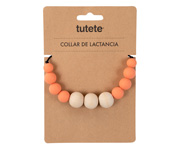 Collar de Lactancia Chic Coral