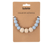 Collar de Lactancia Chic Blue