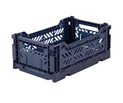 Caja Lillemor Plegable Mini Navy