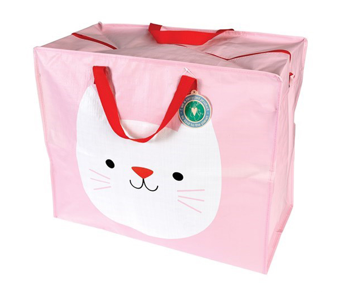 Bolsa Reutilizable Cookie the Cat