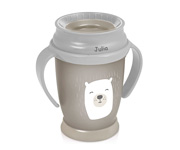 Taza 360º Personalizable LOVI Buddy Bear 250ml