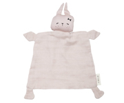 Doudou Animal Bunny Mauve Personalizable AW18