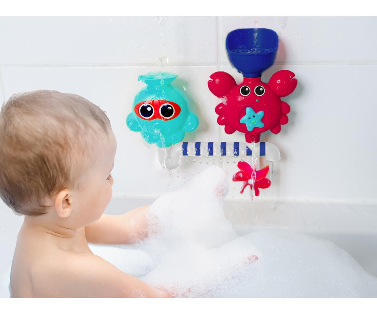 Juguete Baño Aqua Game